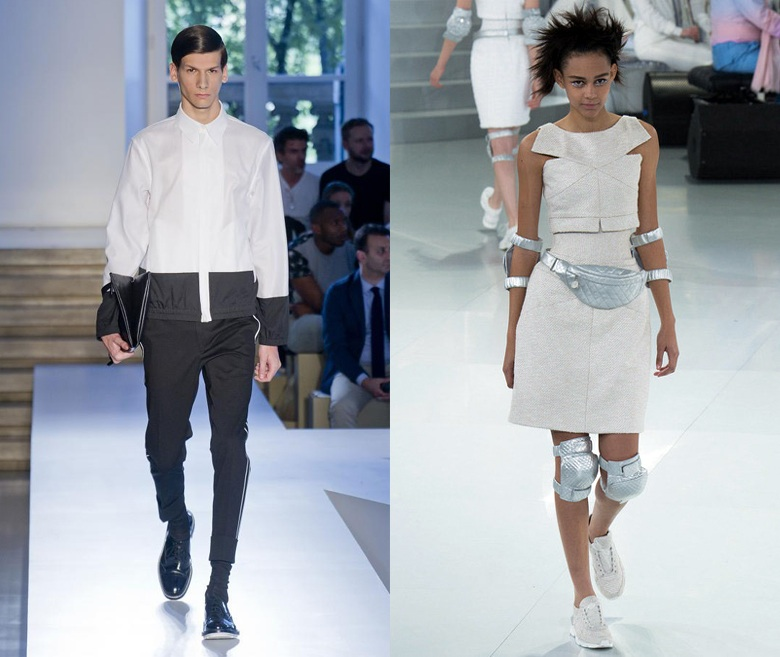 Jil Sander_Chanel Couture
