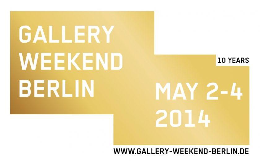 Gallery Weekend Berlin