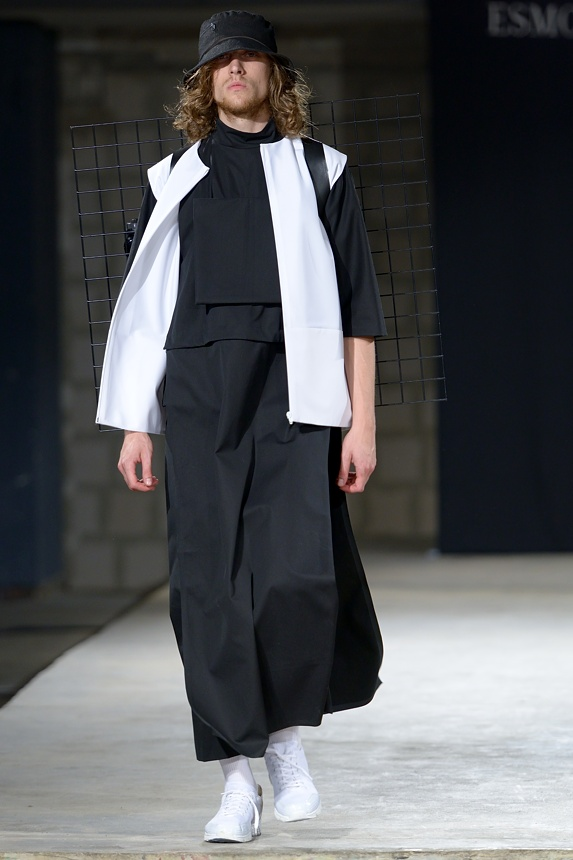 "The Collection ""Pilgrim"" by Anna Swic @ INDEPENDENCE: ESMOD Berlin B.A. Graduation Show 2015"