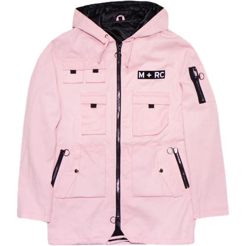 M+RC pink jacket