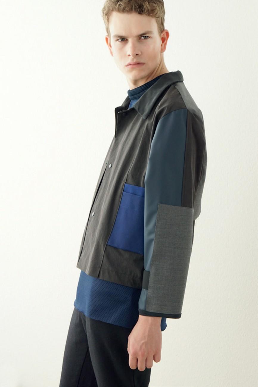 Vladimir Karaleev Menswear S/S 16