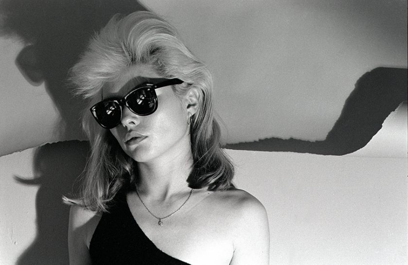 Debbie Harry_West Village New York_1976_copyright Christopher Makos
