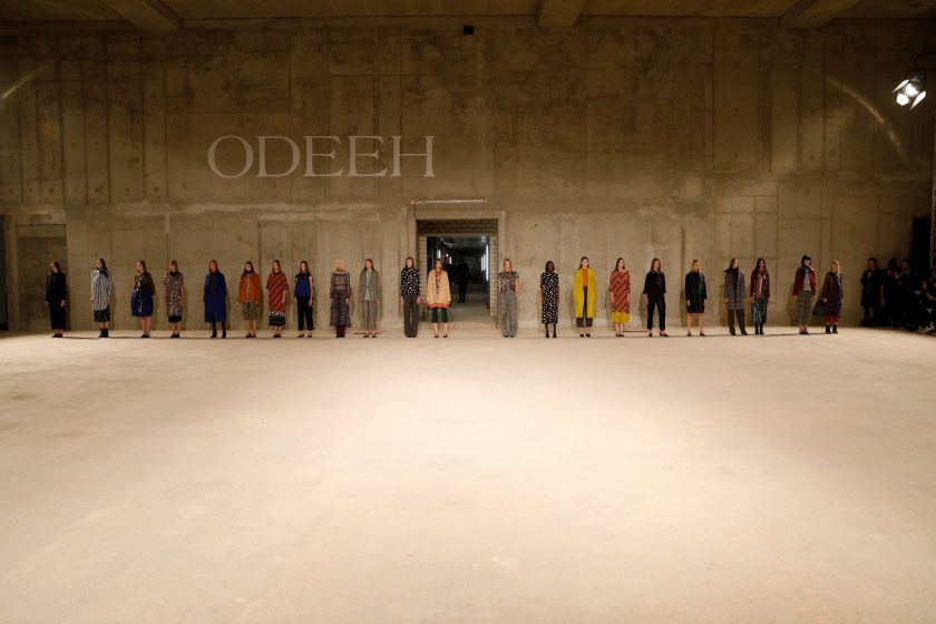 Odeeh - AW17 MBFW - Humboldt Forum
