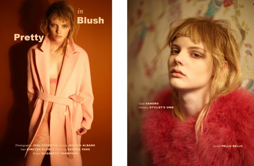 Joel Esposito-Pretty-In-Blush-Oe-Magazine-