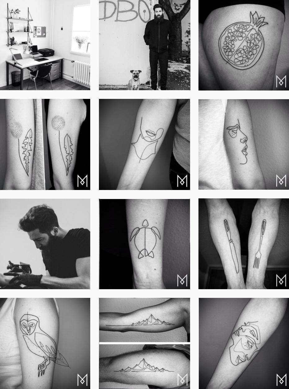 Mo Ganji - ΠMagazine - Tattoo Spandau