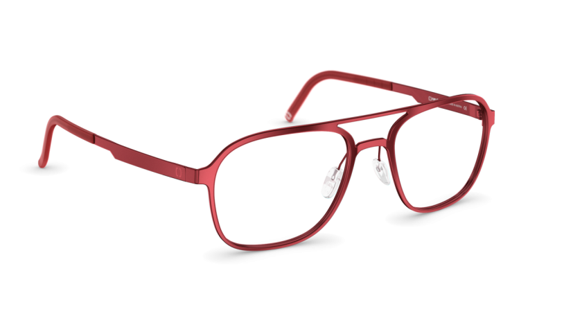 Neubau Eyewear - Edmund, Electric Red