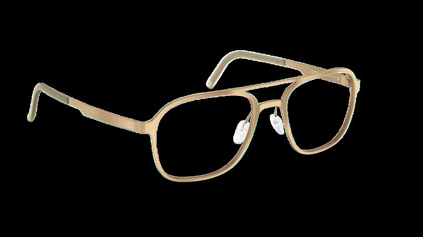 Neubau Eyewear - Edmund, Gold Matte
