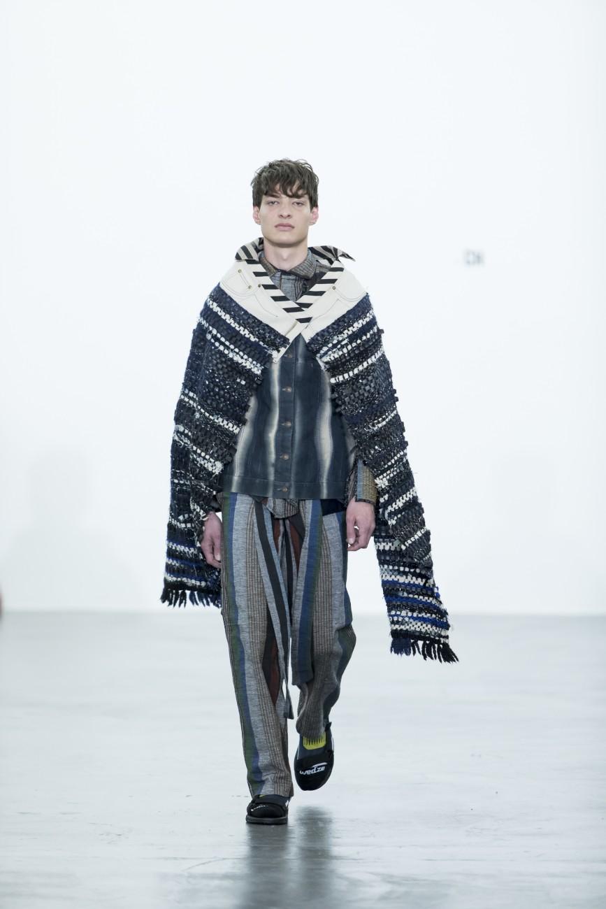 Rafael Kouto Mode Suisse Alexander Palacios