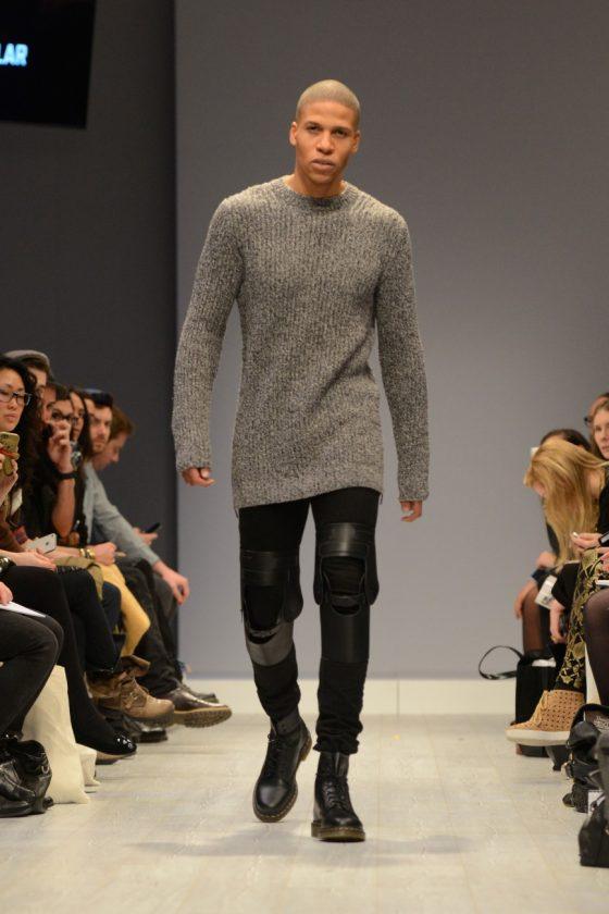 Sopopular Show - Mercedes-Benz Fashion Week Autumn/Winter 2014/15