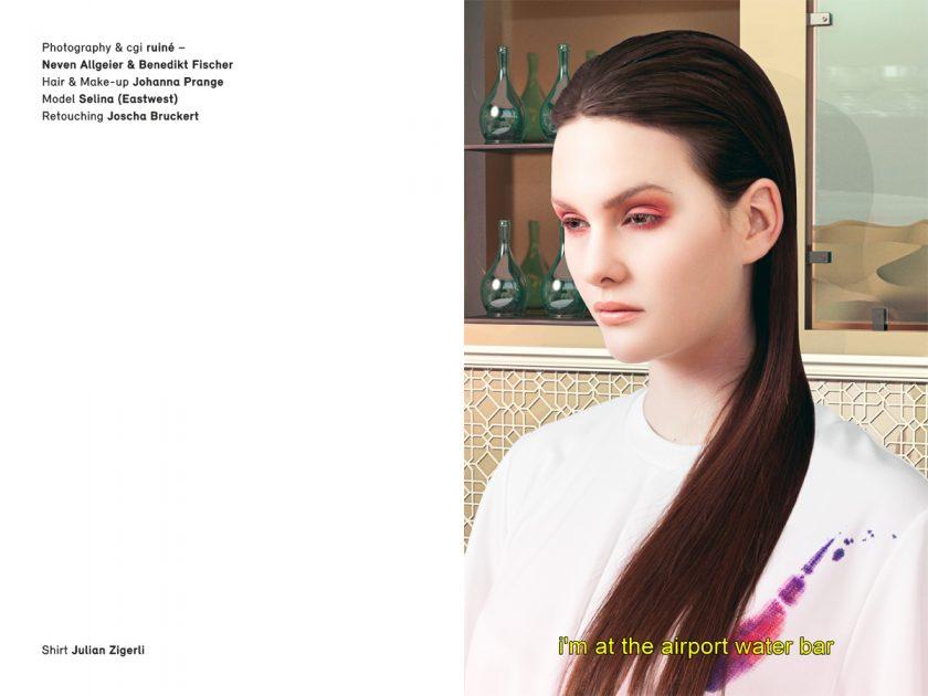OE Magazine Editorial Dubai Lounge, Julian Zigerli