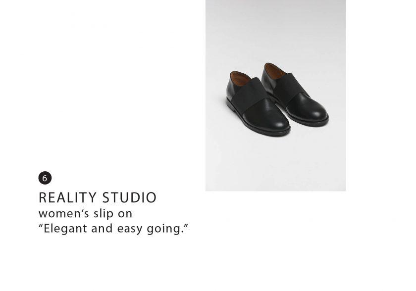 Shoe Œ6