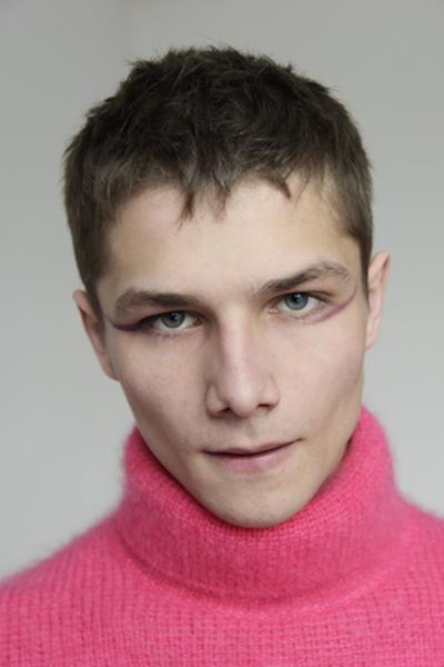 gosha-rubchinskiy pink mohair