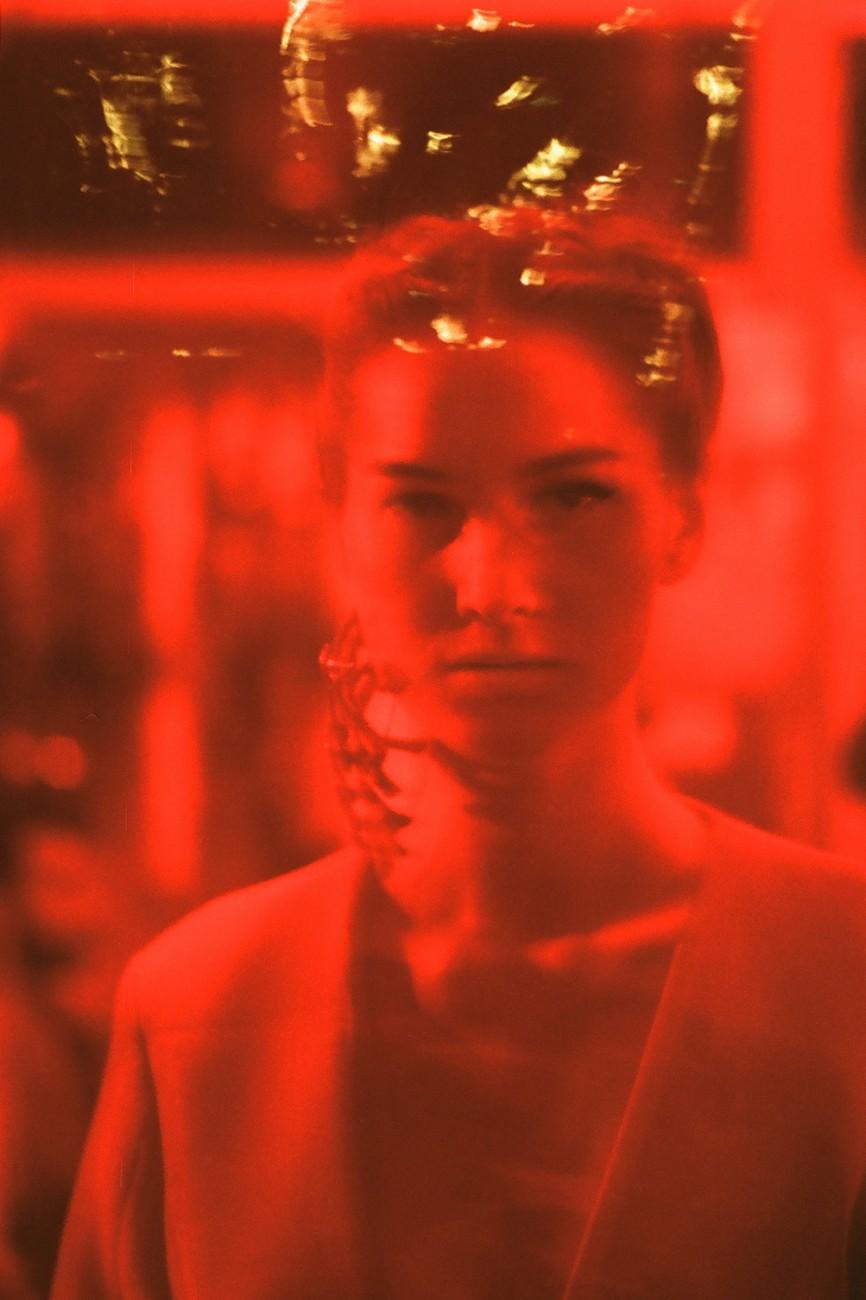 William Fan - AW17 MBFW - Backstage - Ina Niehoff