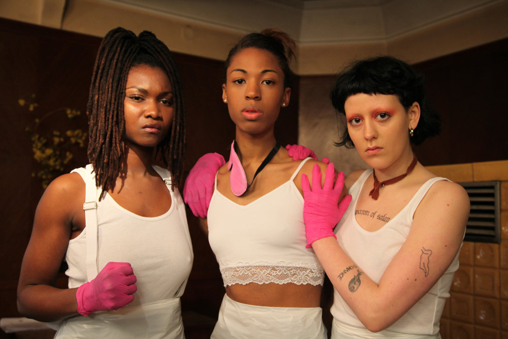 The Misandrists by Bruce LaBruce