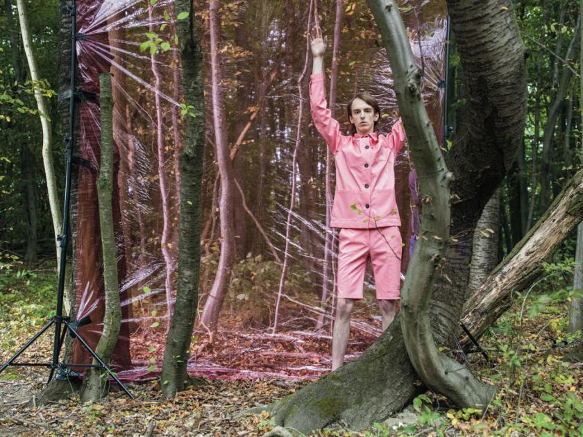 Elfie Semotan Austrian Fashion