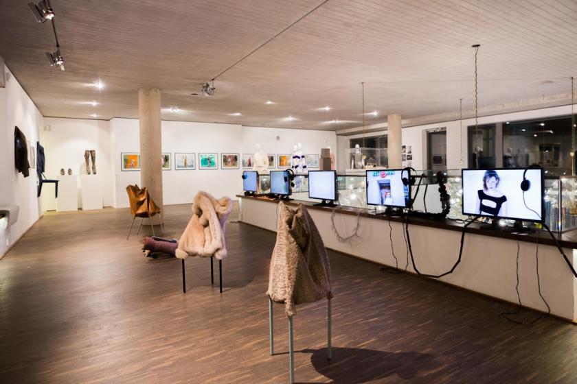 Exhibition Austrian Fashion